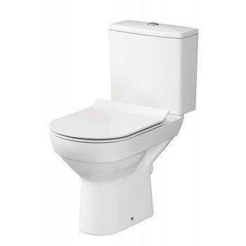 Компакт City New Clean On 011 3/5, дюр.slim, lift, e-off, белый-11481
