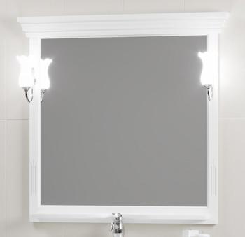 Мебель для ванной Риспекто 95 Белый матовый Opadiris-13162