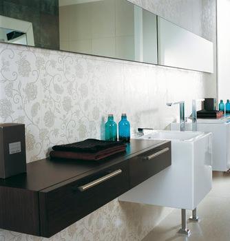 Deco Silk Blanco стена/пол-17185