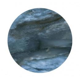 Спец. изделие декоративное 43,1x43,1 CONO Onice синий (круг.полка) керамическое