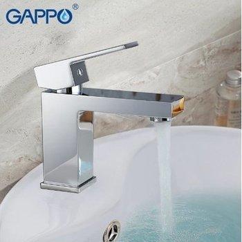 Смеситель для раковины Gappo  G1039-10327