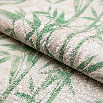 Обои Бамбук бежевый светлый зеленый мотив-16061