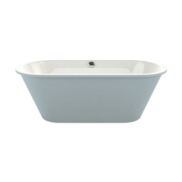 Ванна CRETA 1670×710×610 мм