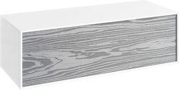 Genesis тумба подвесная 100, цвет миллениум серый GEN0310MG