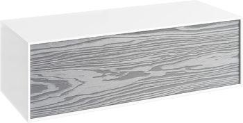 Genesis тумба подвесная 100, цвет миллениум серый GEN0310MG-12454