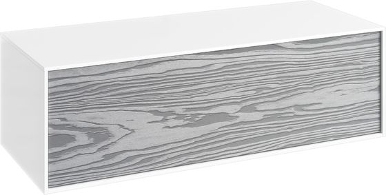 Genesis тумба подвесная 100, цвет миллениум серый GEN0310MG - главное фото