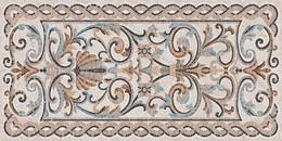 Мозаика беж декорированный лаппатированный