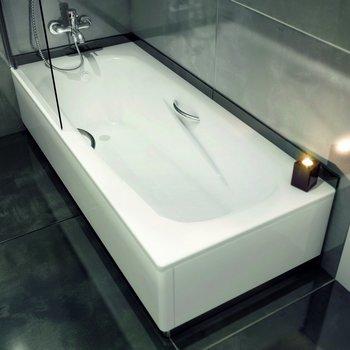 Ванна Universal Anatomica 170*75 с отвертиями под ручки 208 мм-11775