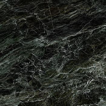 Караташ черно-зеленый полированный-18268