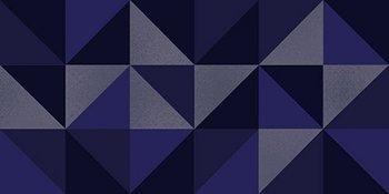 Stella Blu Geometrico -10245