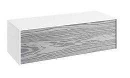 Genesis тумба подвесная 120, цвет миллениум серый GEN0312MG