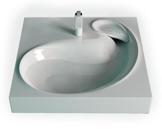 Бута 60 Раковина для ванной комнаты для установки над стиральной машинкой  - главное фото
