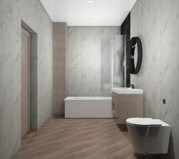 Дизайн-проект «Calacatta Black»-20464