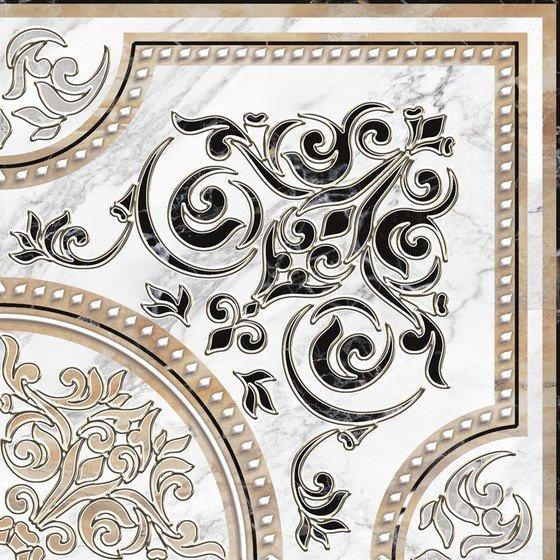 Арина декор угол белый  - главное фото