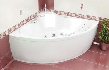 Акриловая ванна Triton Троя-10444