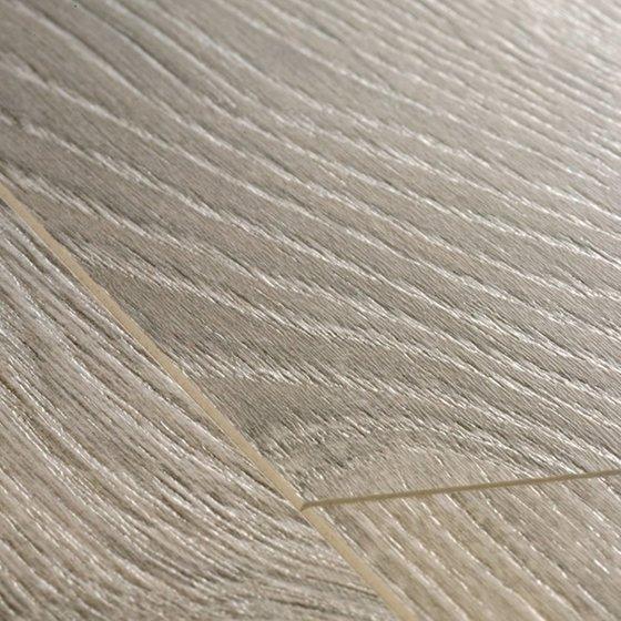 Доска дуба светло-серого старинного - главное фото