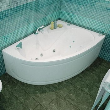 Акриловая ванна Triton Изабель (левая)-10911