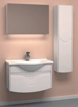 Шкаф зеркальный Mit800 (RAL бел.)-14996