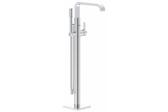 Смеситель однорычажный для ванны Allure 1/2″, напольный монтаж (32754002) GROHE - главное фото