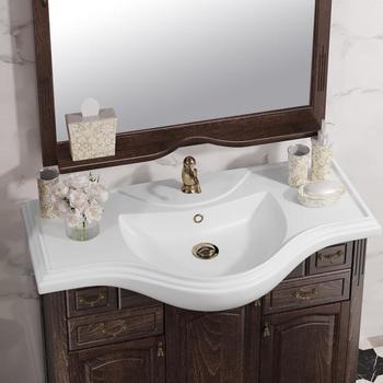 Мебель для ванной Риспекто 105 Орех антикварный Opadiris-13218