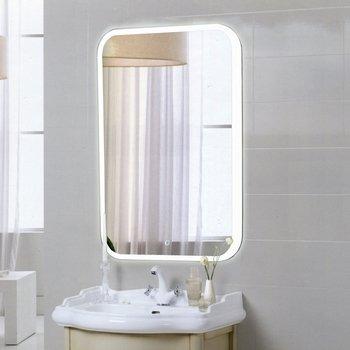Зеркало Glamour Led 600*800  с подогревом Calypso -13643