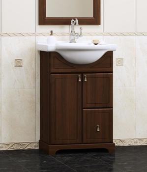 Мебель для ванной Клио 50 Орех антикварный Opadiris-13204