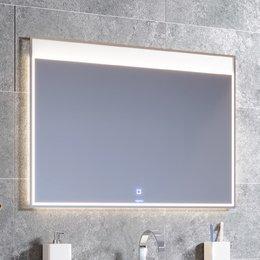Панель с зеркалом, подсветкой и сенсорным выключателем 100 см GEN0210