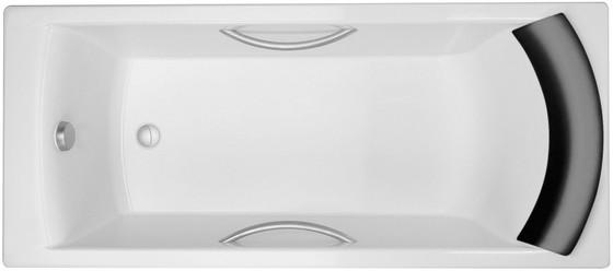 E2938-00 ванна BIOVE 170Х75 с отверстиями для ручек - главное фото