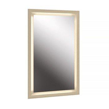 Панель с зеркалом PLAZA Classic 65 капучино-14408