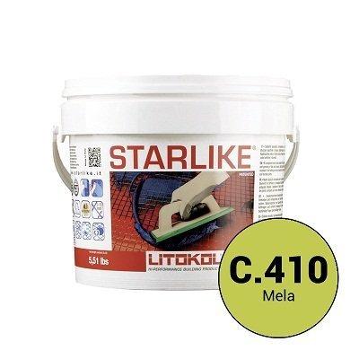 Эпоксидная затирка Starlike C.410 Mela 2,5 кг - главное фото