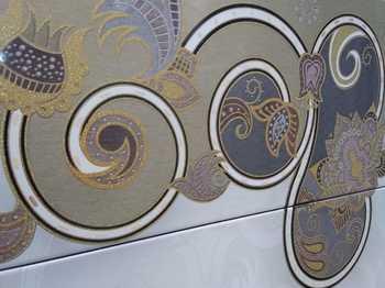 Mural Bali панно (из 6-ти плиток 25х50) -17229