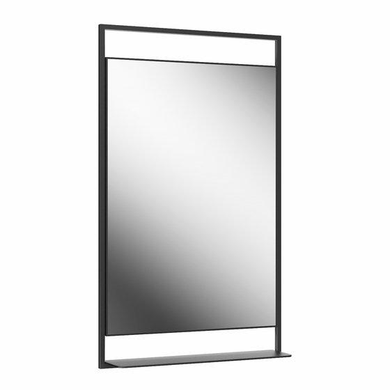 Панель с зеркалом PLAZA Next 60x100 с подсветкой LED - главное фото