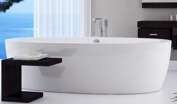Ванна CORSICA 2027×1095×570 мм -10569