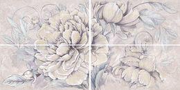 Панно Delicato Bouquet Perla