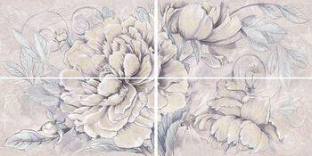 Панно Delicato Bouquet Perla-14352