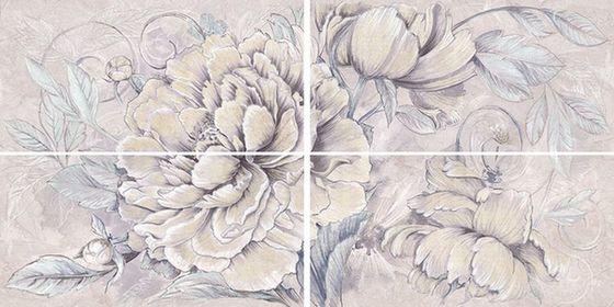 Панно Delicato Bouquet Perla - главное фото