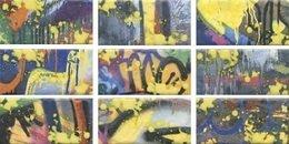 Панно Граффити