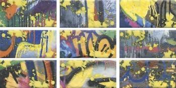 Панно Граффити-12850