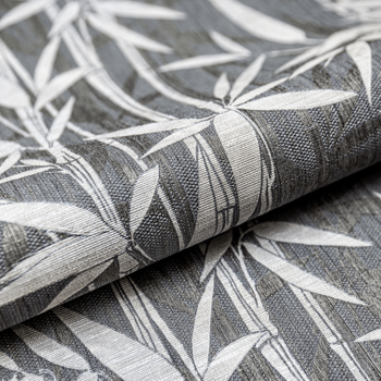 Обои Бамбук серый мотив-16683