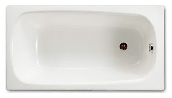 Ванна стальная 120х70 Roca Contesa 212106001 - главное фото