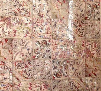 Habu PCD Beige декор (из 9-ти плиток 30x30)-17128