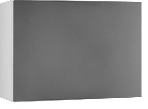 Шкаф зеркальный S800 12Г (RAL бел.) - главное фото