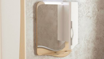 Зеркало-шкаф IVA 60 -15021