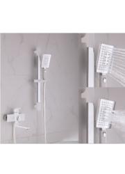 Комплект смесителей 3 в 1 A2880-8 бел. Faop-11065