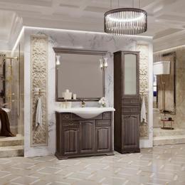 Мебель для ванной Риспекто 105 Орех антикварный Opadiris