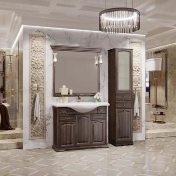 Мебель для ванной Риспекто 105 Орех антикварный Opadiris-10847