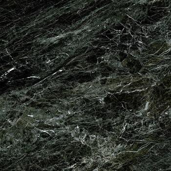 Караташ черно-зеленый полированный-18274