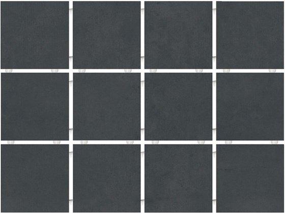 Амальфи черный, полотно 30х40 из 12 частей 9,9х9,9 - главное фото