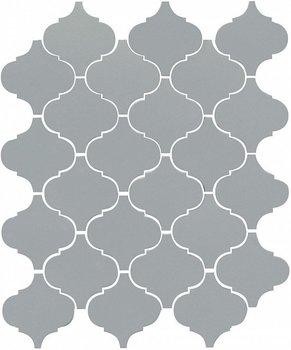 Арабески глянцевый серый-4592