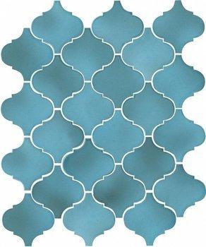 Арабески Майолика голубой-4588